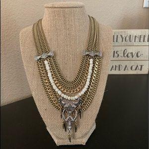Chloe + Isabel Amulet Necklace